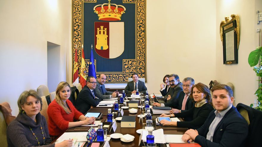 Reunión del Consejo de Gobierno de Castilla-La Mancha / JCCM