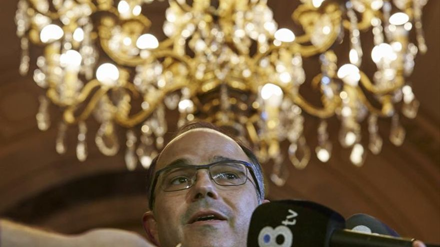 Turull renuncia a optar a dirigir el PDC y deja vía libre a Pascal y Bonvehí