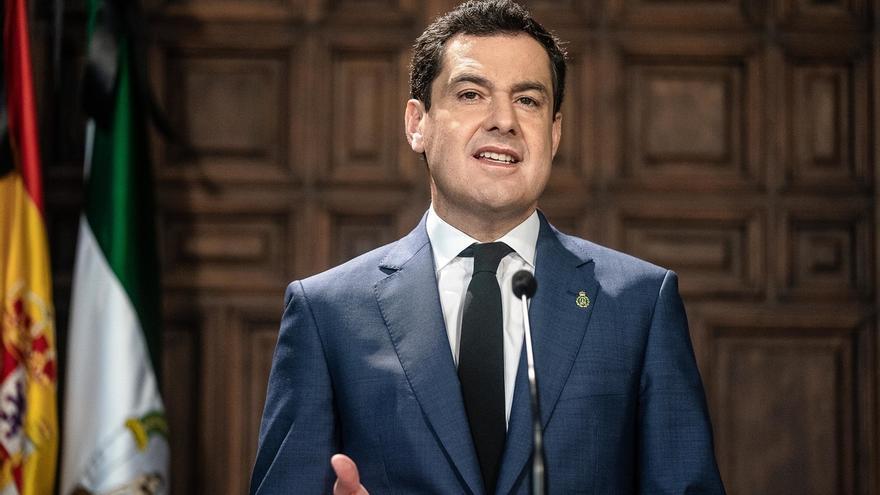 Moreno pide a Sánchez que toda Andalucía pase a fase 3 el 8 de junio con movilidad entre provincias