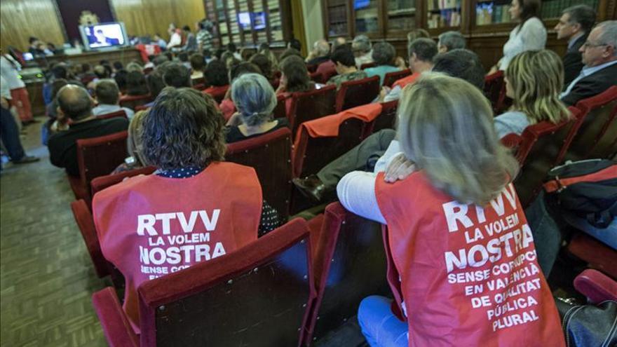 El TSJCV declara la nulidad del ERE de Radiotelevisión Valenciana