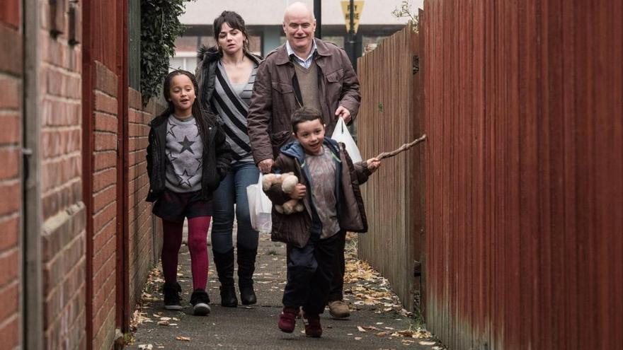 El reparto de Ken Loach en 'I, Anthony Blake'