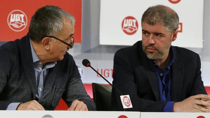 Los sindicatos lamentan que el conflicto catalán eclipse los asuntos sociales