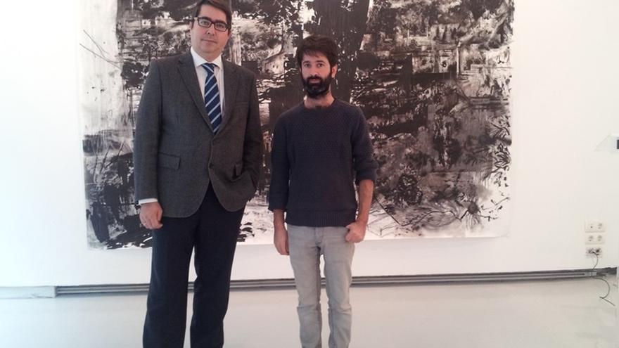 La Sala Rekalde de Bilbao acoge una muestra de dibujos de Raúl Domínguez