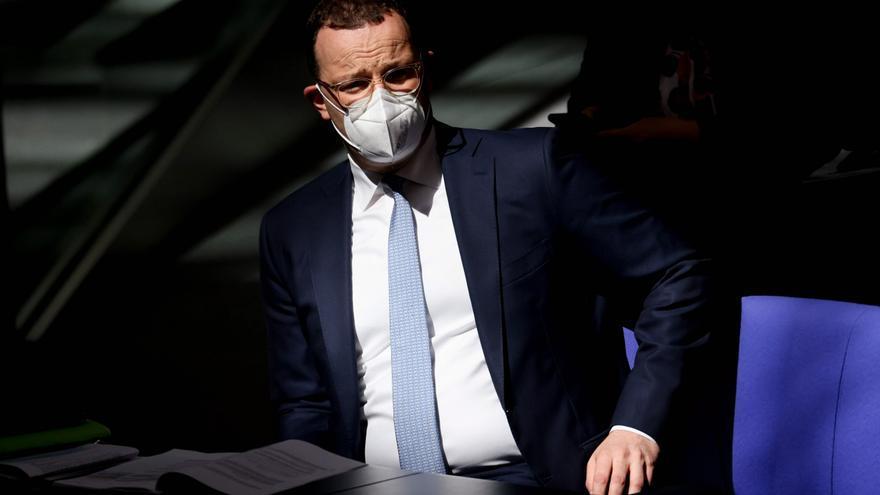 Los socios de gobierno alemanes chocan por la pandemia en plena precampaña