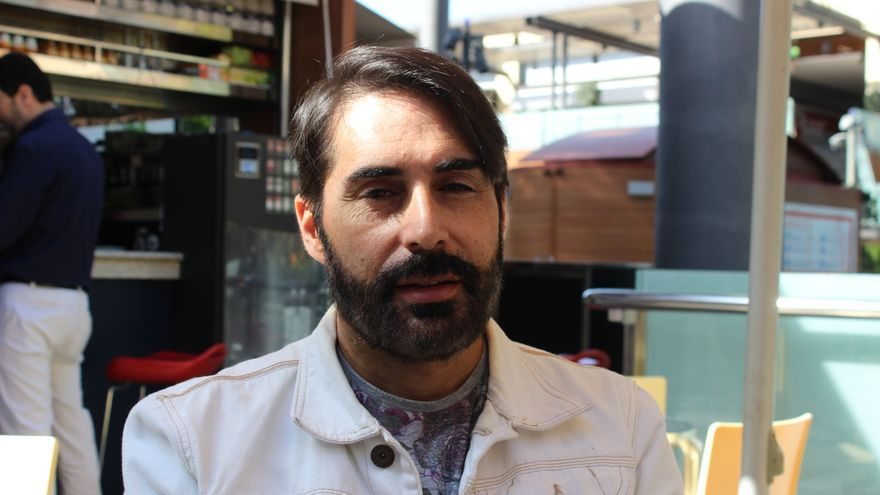 Miguel Murcia, candidato a alcalde de Molina de Segura por Vox / PSS