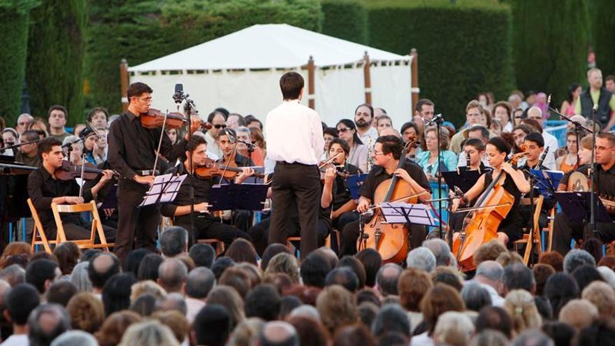La Joven Orquesta Árabe-Judía vuelve a España después de trece años