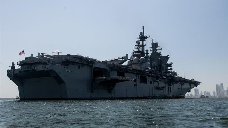 La Armada de EE.UU. cree que los accidentes de dos de sus buques eran evitables