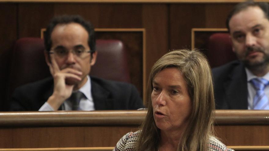 """El PSC aplaude la dimisión """"esperada"""" de Mato pero espera que Rajoy dé explicaciones sobre su vinculación con la Gürtel"""