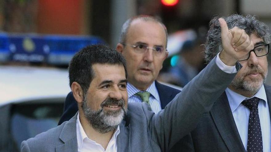 Junts per la República prepara lanzamiento con Jordi Sànchez como referente