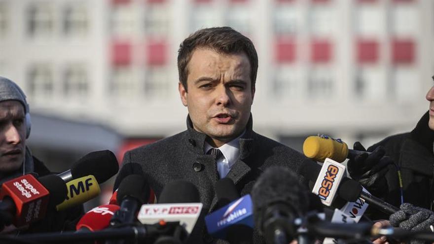 """La posición de Polonia sobre los refugiados es """"firme"""", según el portavoz del Gobierno"""