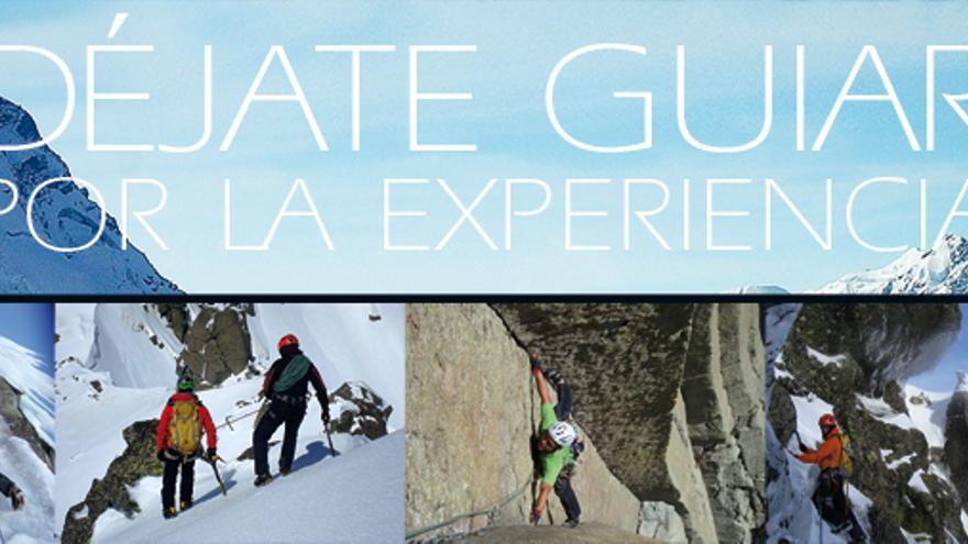 Déjate guiar por campobase y la Escuela Alpina de Gredos