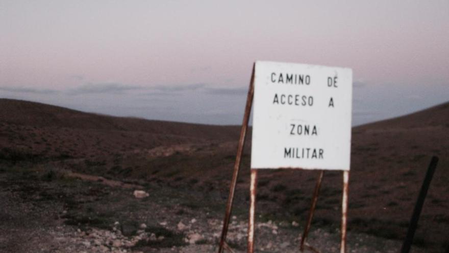 Campo de Tiro de Pájara.