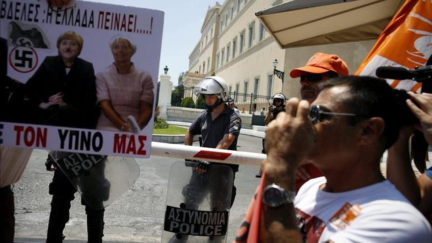 El desempleo en Grecia alcanza el 26,9 por ciento de la población activa