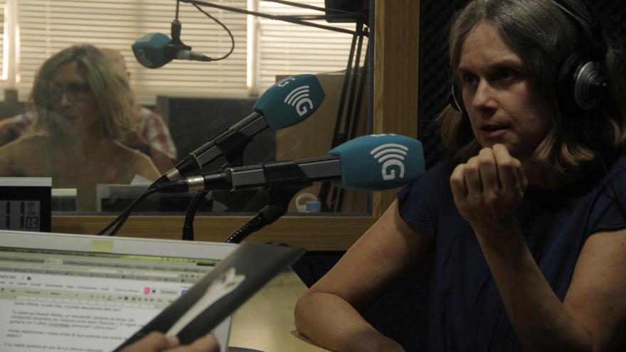 Juana Molina en Carne Cruda