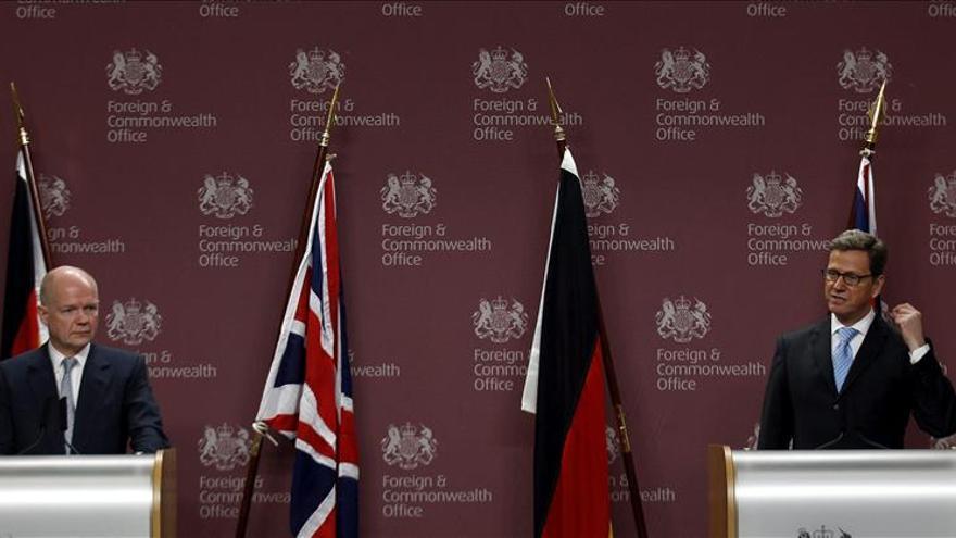 Varios países de la UE advierten al R.Unido del peligro del referéndúm