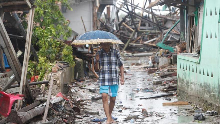 España, a la espera del llamamiento internacional para dar ayuda a Indonesia