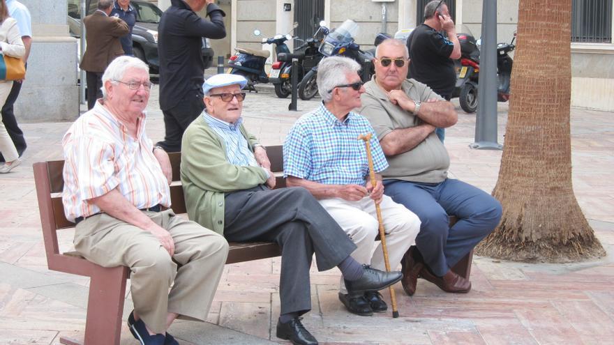 Euskadi registró en agosto 517.627 pensionistas