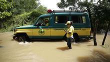 Aumentan a cuatro los muertos por las lluvias y a 893 los albergados en El Salvador
