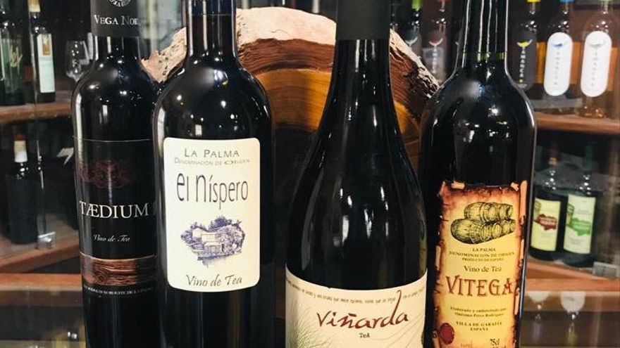 El Gobierno crea una guía en inglés sobre los vinos de Canarias para fomentar el mercado anglosajón