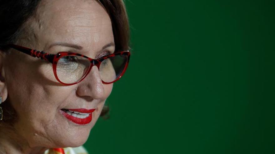 La lucha de las mujeres pasa por reconocerlas en su capacidad, dice Grynspan