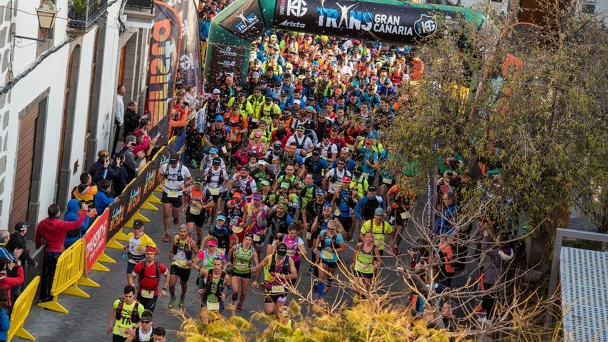 Faltan cuatro meses para que se celebre la prueba, que será del 22 al 26 de febrero  de 2017, y ya hay 2.200 corredores registrados.