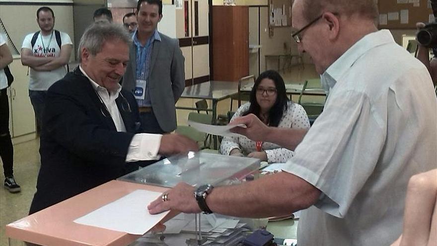 El PP de Alfonso Rus pierde Xàtiva y queda por detrás del PSPV y de EU