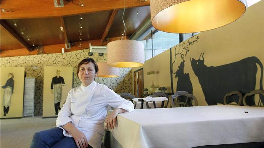 """La chef Esther Manzano dice que """"en cocina la tradición bien entendida es vanguardia"""""""