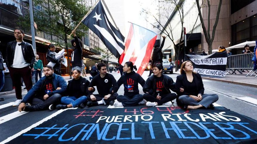 Arrestan a manifestantes en EEUU en protesta durante la reapertura del MoMa