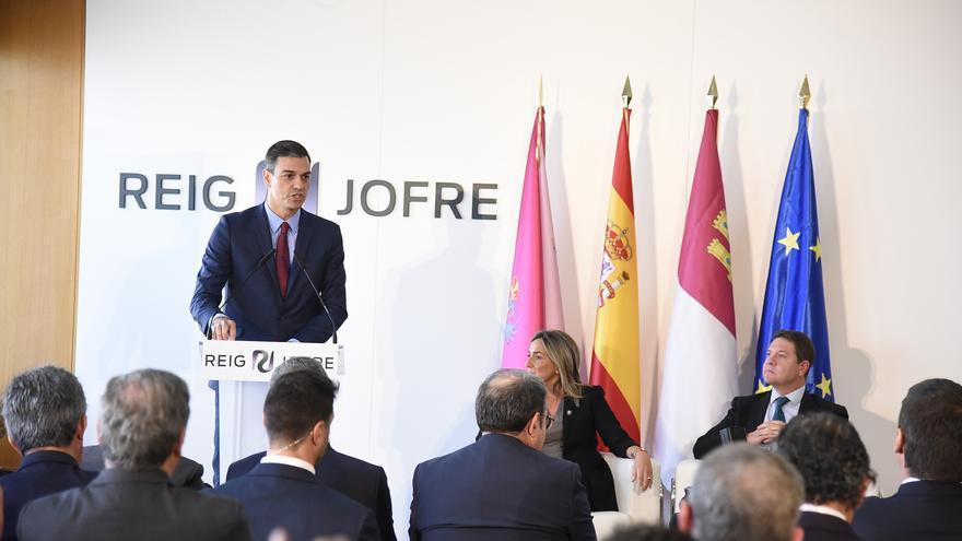 """Pedro Sánchez: en España """"no habrá democracia si no hay descentralización"""""""