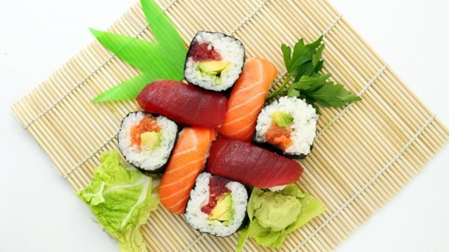 Tres posibles peligros para tu salud si abusas del sushi (y ninguno es anisakis)