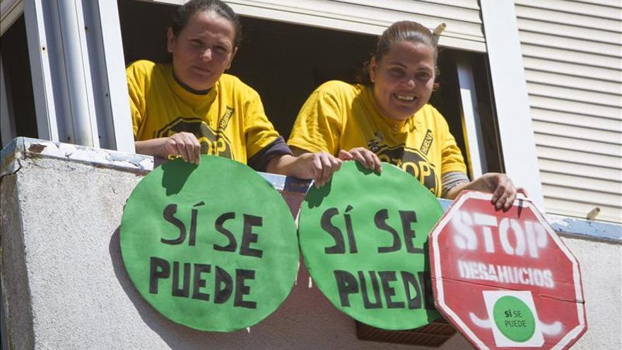 Inician los trámites para expropiar dos viviendas en Granada a una entidad financiera /Foto: EFE