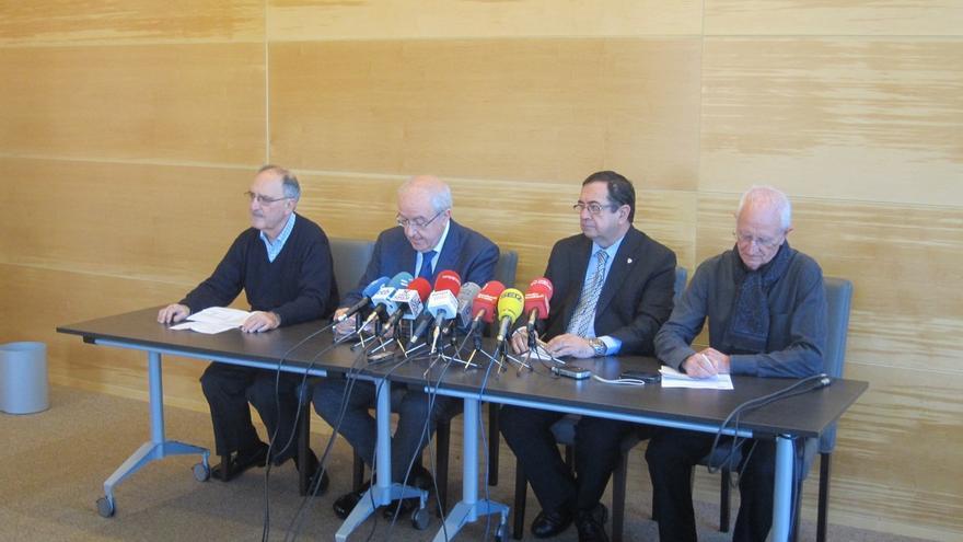 La Federación Española de Banco de Alimentos recoge 22 millones de kilos, dos de ellos en Euskadi