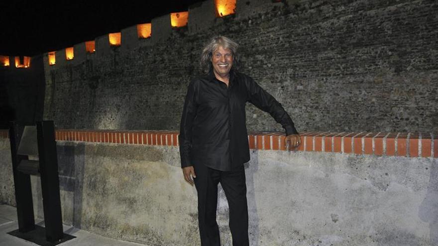 """José Mercé apuesta por innovar el flamenco pero """"sin engañar a nadie"""""""