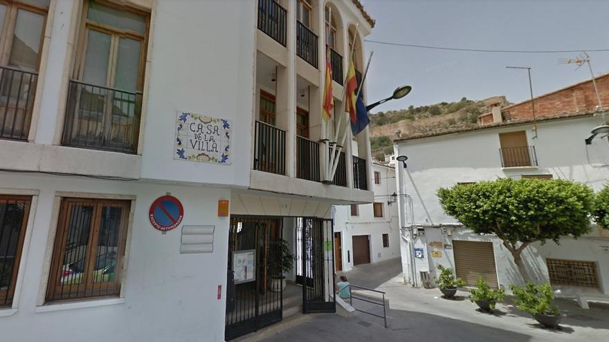 Ayuntamiento de Chulilla