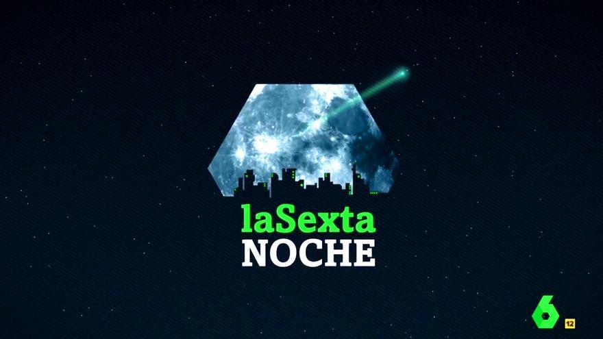 Logo de laSexta Noche