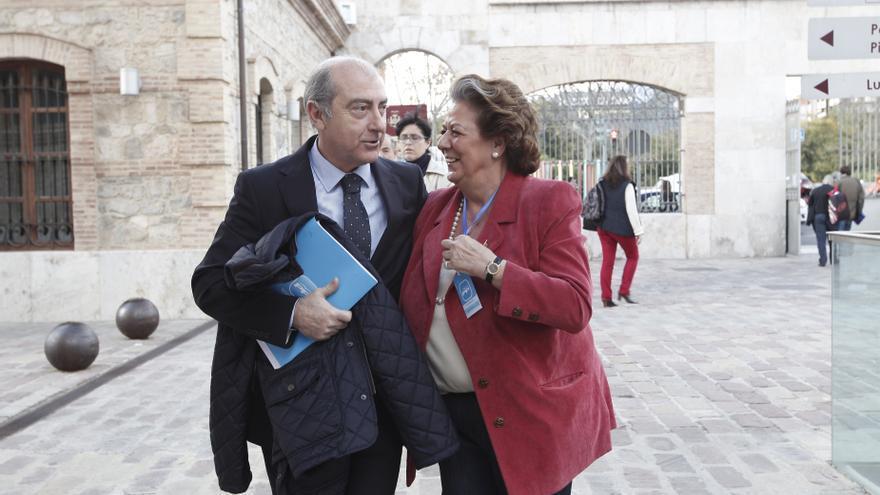 """Rita Barberá llama """"a los más íntegros y preparados"""" a entrar en política para que """"no la copen los peores"""""""