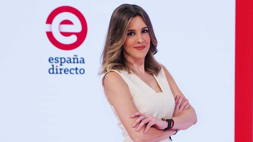 Ana Ibáñez presenta 'España Directo'