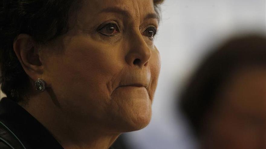 La popularidad de Rousseff cae en medio de la crisis de Petrobras y economía