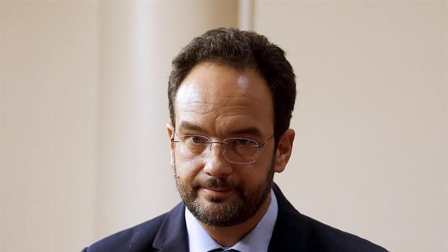 PSOE, a favor del suplicatorio a Homs para no privilegiarle por ser diputado