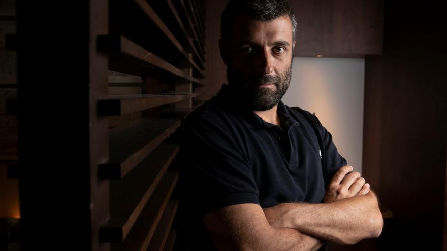 El periodista Nacho Carretero