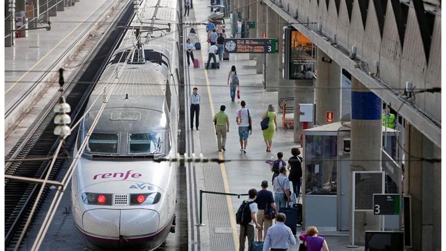 Renfe cancela 1.004 trenes por las huelgas del 21 de diciembre y 7 de enero