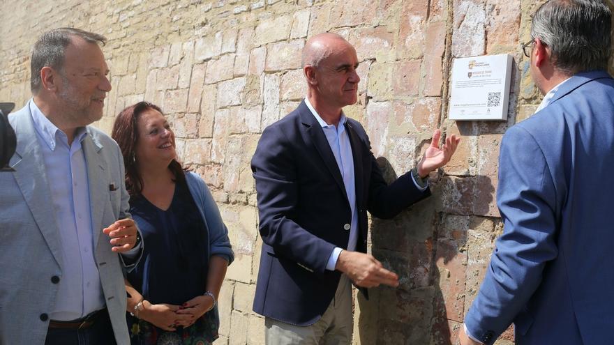 Ayuntamiento y Junta crean la ruta Magallanes-Elcano, con una quincena de lugares emblemáticos en la ciudad