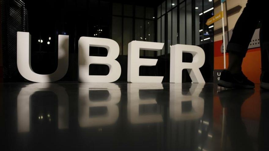 Uber abre su plataforma a los taxis de Madrid