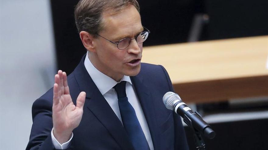El socialdemócrata Müller confirmado como alcalde-gobernador de Berlín