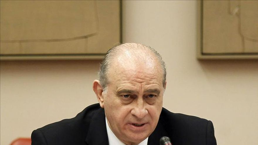 Fernández Díaz contesta a la carta de la comisaria de Interior sobre Ceuta