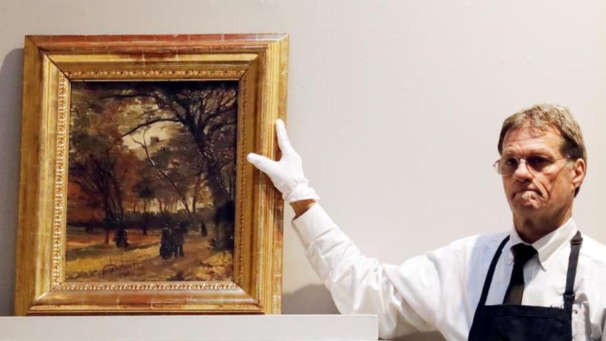 Vendido Monet en 27,6 millones de dólares en una subasta que alcanzó 209 millones