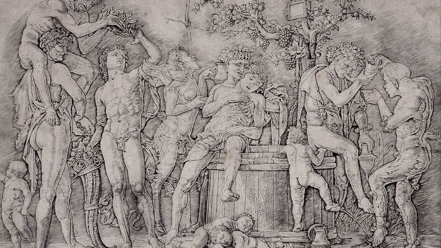El Museo de Bellas Artes de Bilbao expone 76 obras de maestros del grabado relativos a la cultura del vino