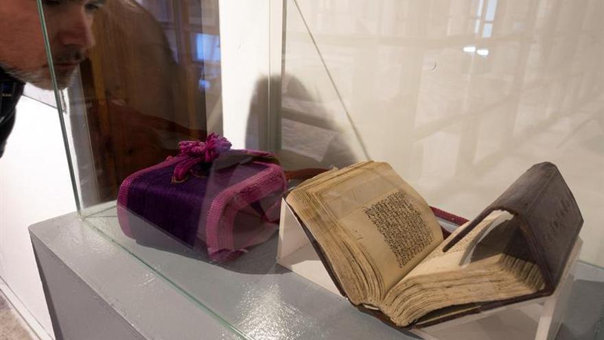 Ávila acoge una muestra del único manuscrito viaje a La Meca de dos musulmanes castellanos