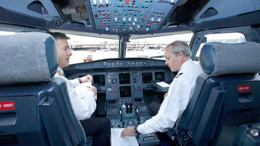 La justicia declara procedente el despido de un piloto de Iberia