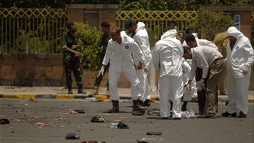Más De 60 Personas Han Muerto Como Consecuencia Del Atentado Suicida En Yemen